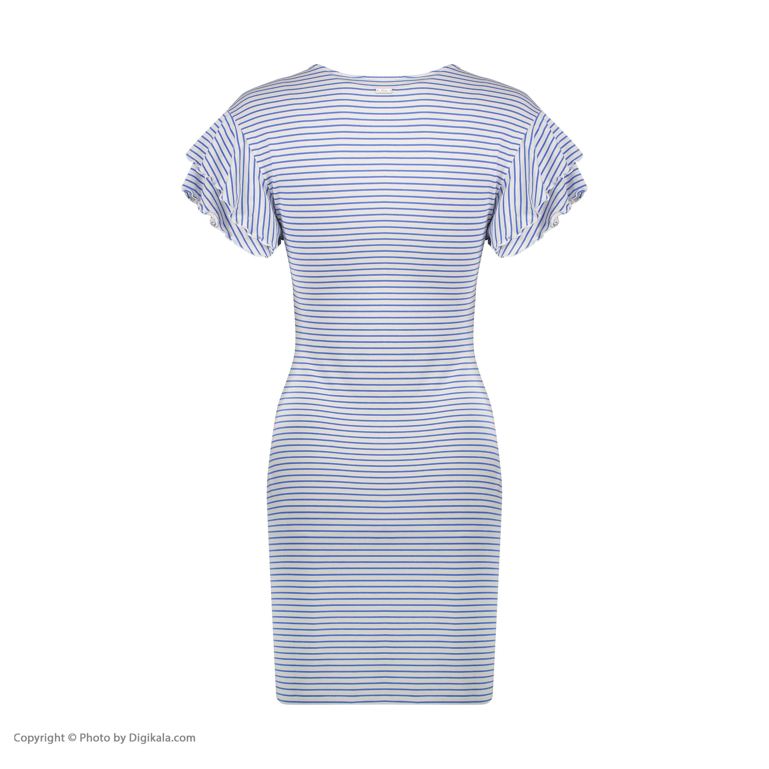 پیراهن زنانه آرمانی اکسچنج مدل 3ZYA88YJS6Z-0171