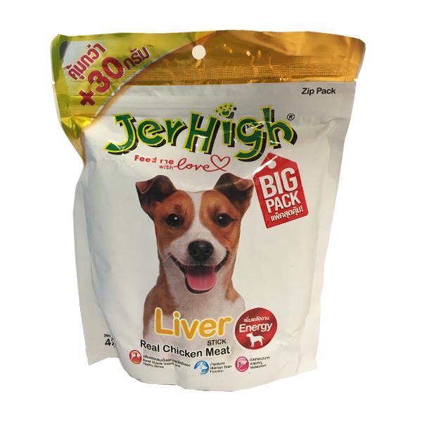 تشویقی سگ جرهای مدل Liver وزن 420 گرم