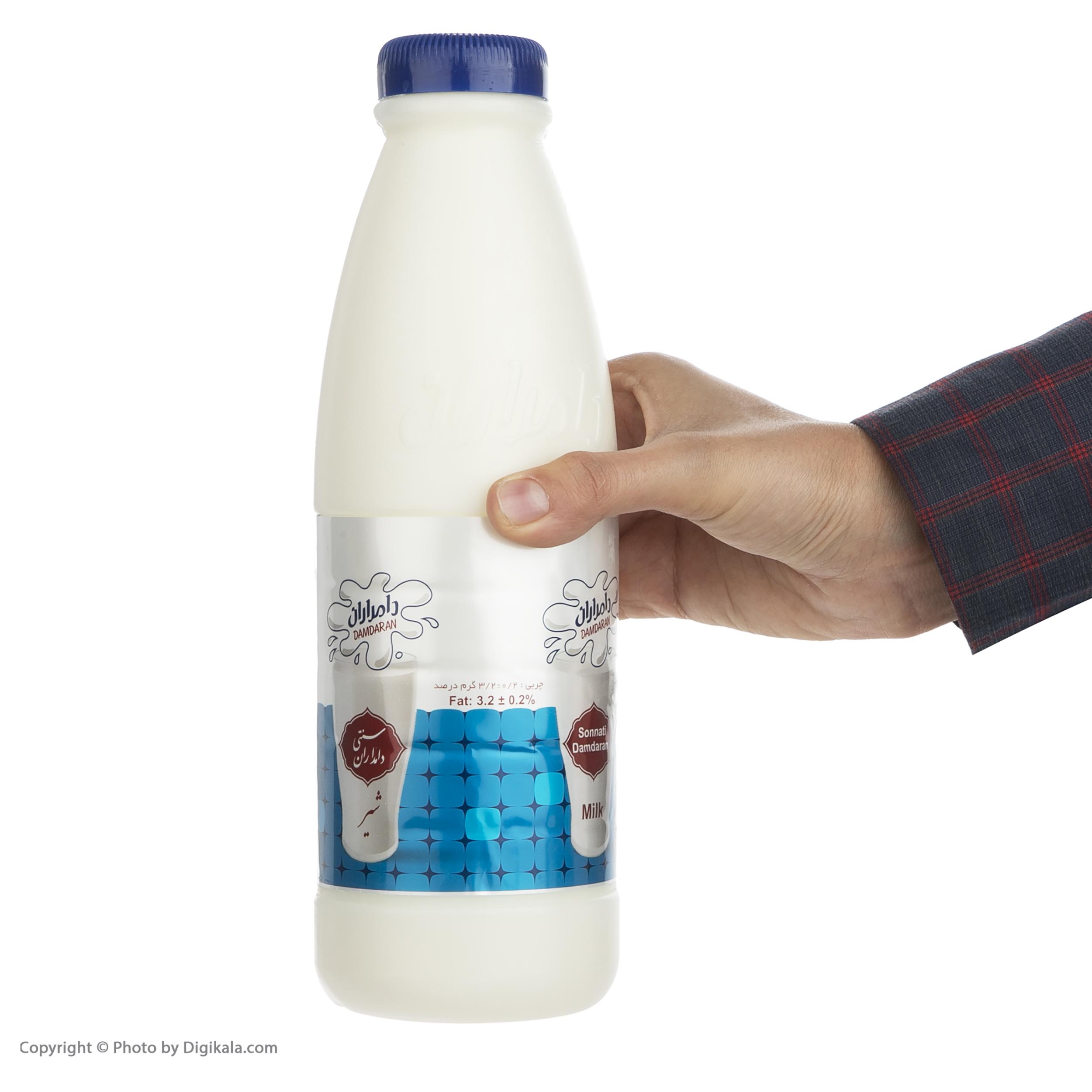 شیر سنتی دامداران - 946 میلی لیتر