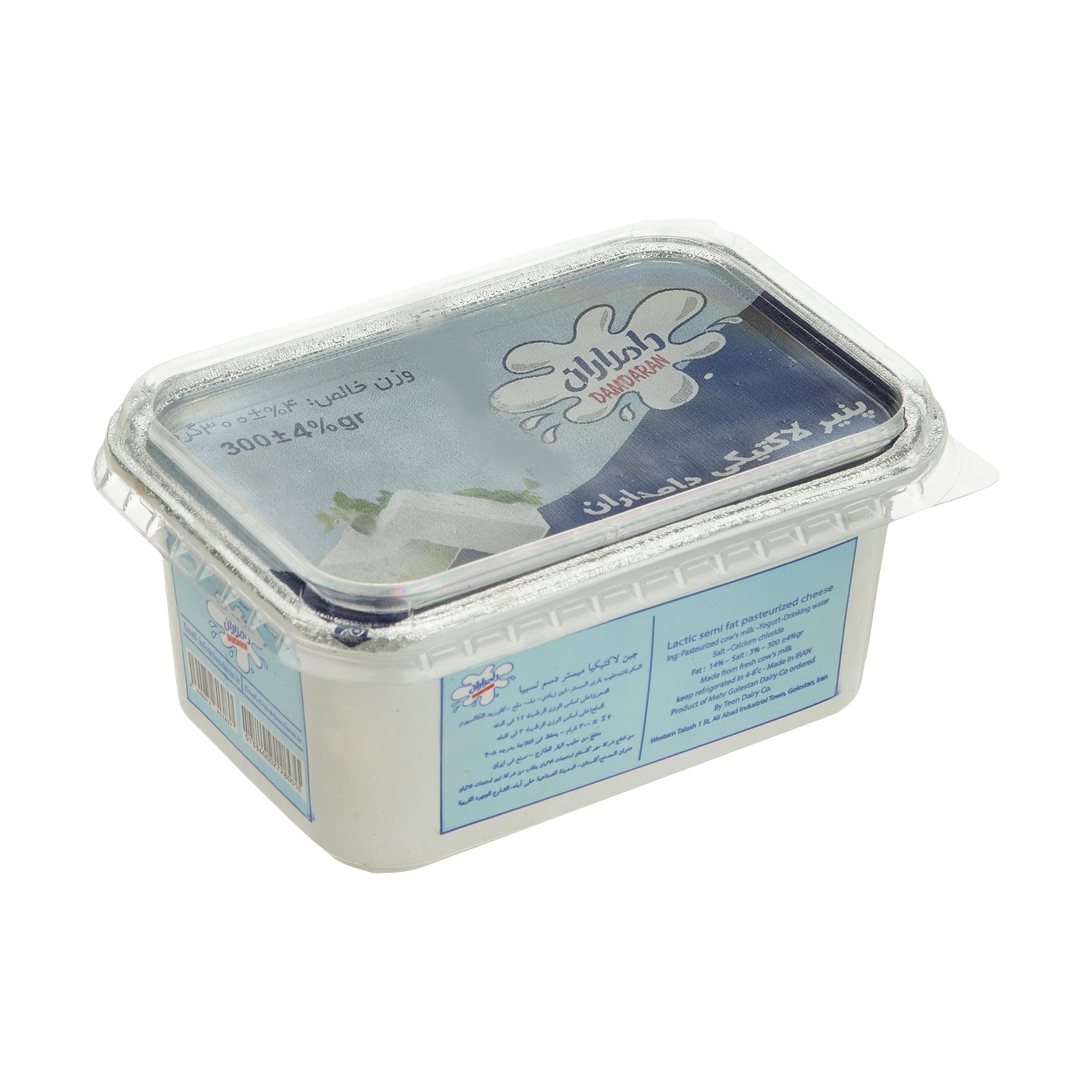 پنیر لاکتیکی دامداران  - 300 گرم