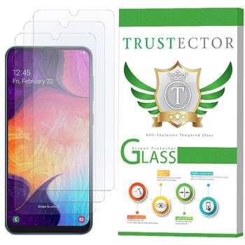 محافظ صفحه نمایش تراستکتور مدل GLS مناسب برای گوشی موبایل سامسونگ Galaxy A50 بسته 3 عددی