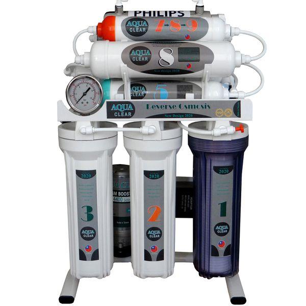 دستگاه تصفیه کننده آب آکوآ کلیر مدل NEWDESIGN 2020 - AFX10