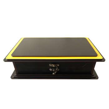 جعبه هدیه چوبی مدل j1