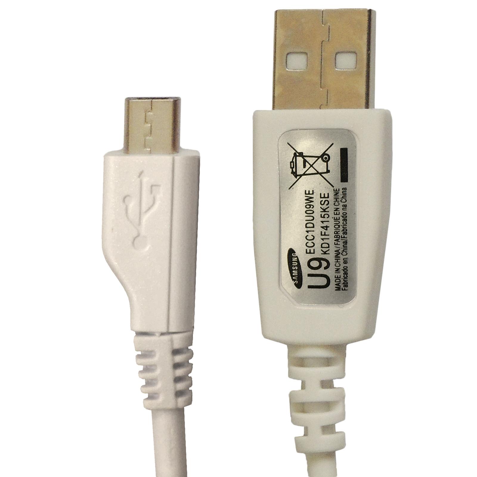 کابل تبدیل USB به microUSB  مدل U9 طول 1.5 متر                      غیر اصل