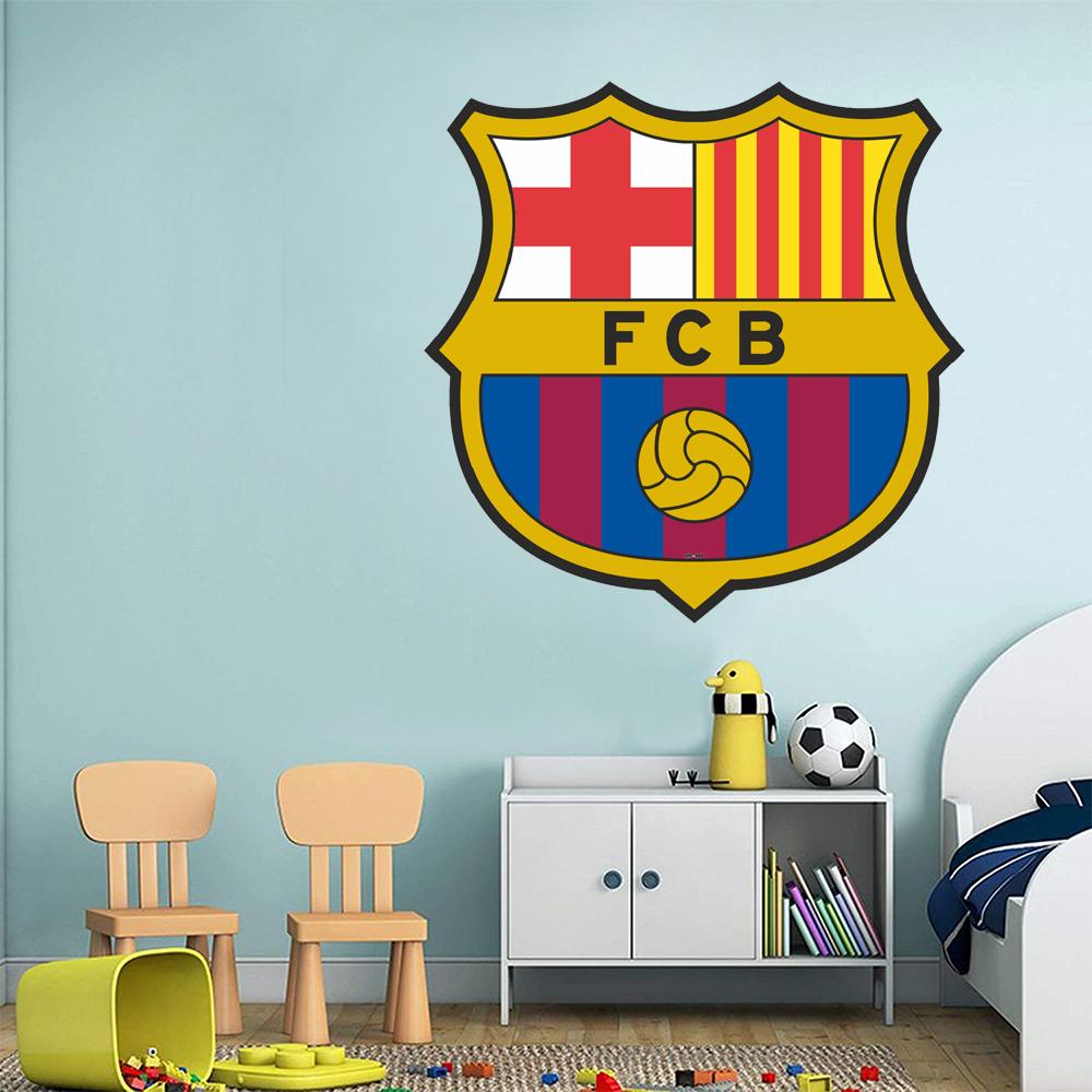 استیکر فراگراف FG مدل بارسلونا کد 01