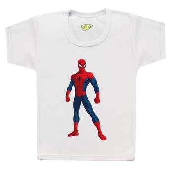 تی شرت پسرانه کارانس طرح مرد عنکبوتی مدل BT-359