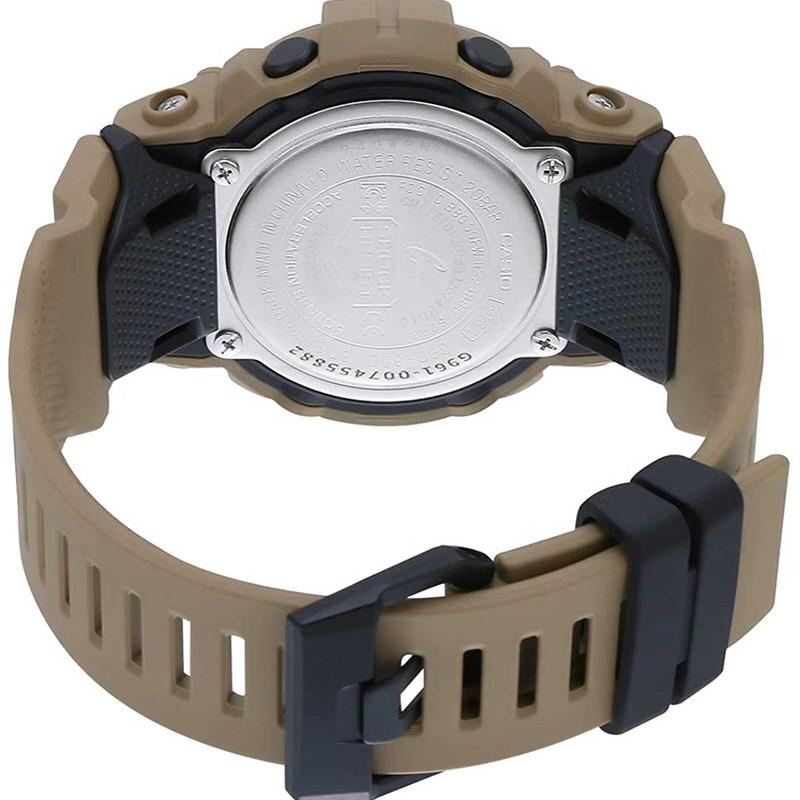 ساعت مچی عقربه ای کاسیو مدل GBD-800UC-5DR