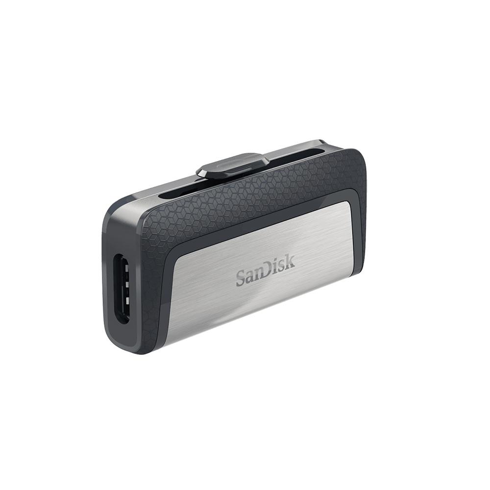 فلش مموری سن دیسک مدل Ultra Dual Drive USB Type-C  ظرفیت 64 گیگابایت main 1 7
