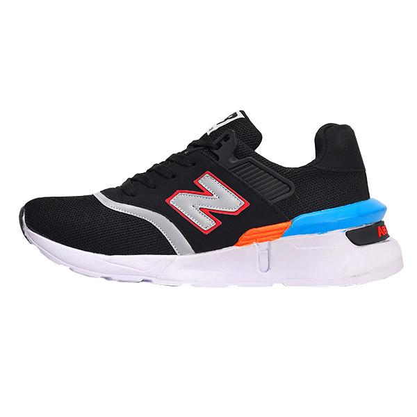 کفش مخصوص پیاده روی مردانه مدل AbzorbN-BK