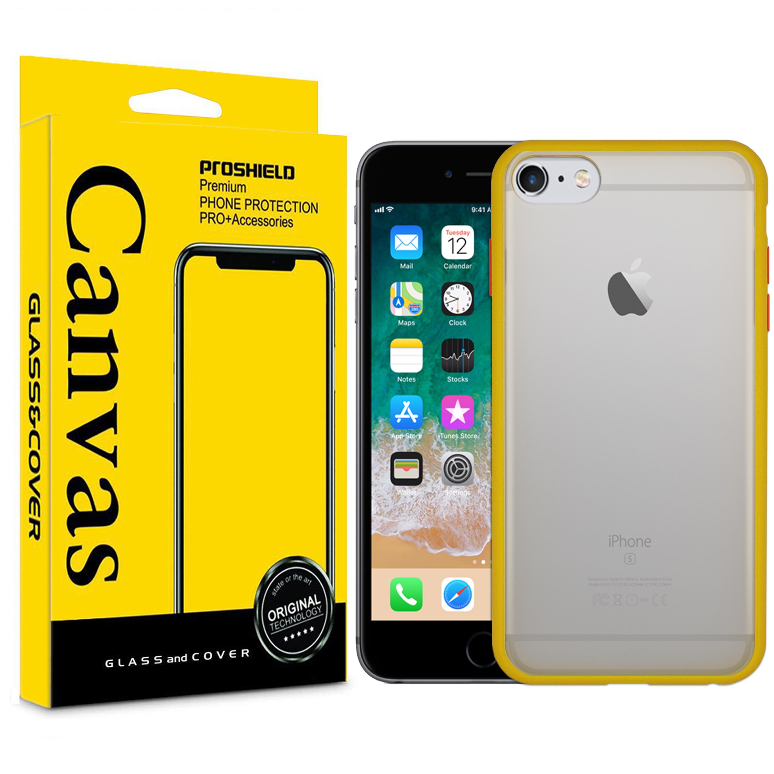 کاور کانواس مدل BMH-01 مناسب برای گوشی موبایل اپل iPhone 6 /6s