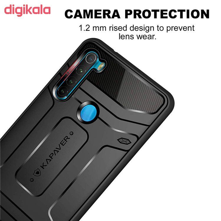 کاور کاپاور مدل Rugged مناسب برای گوشی موبایل شیائومی Redmi Note 8