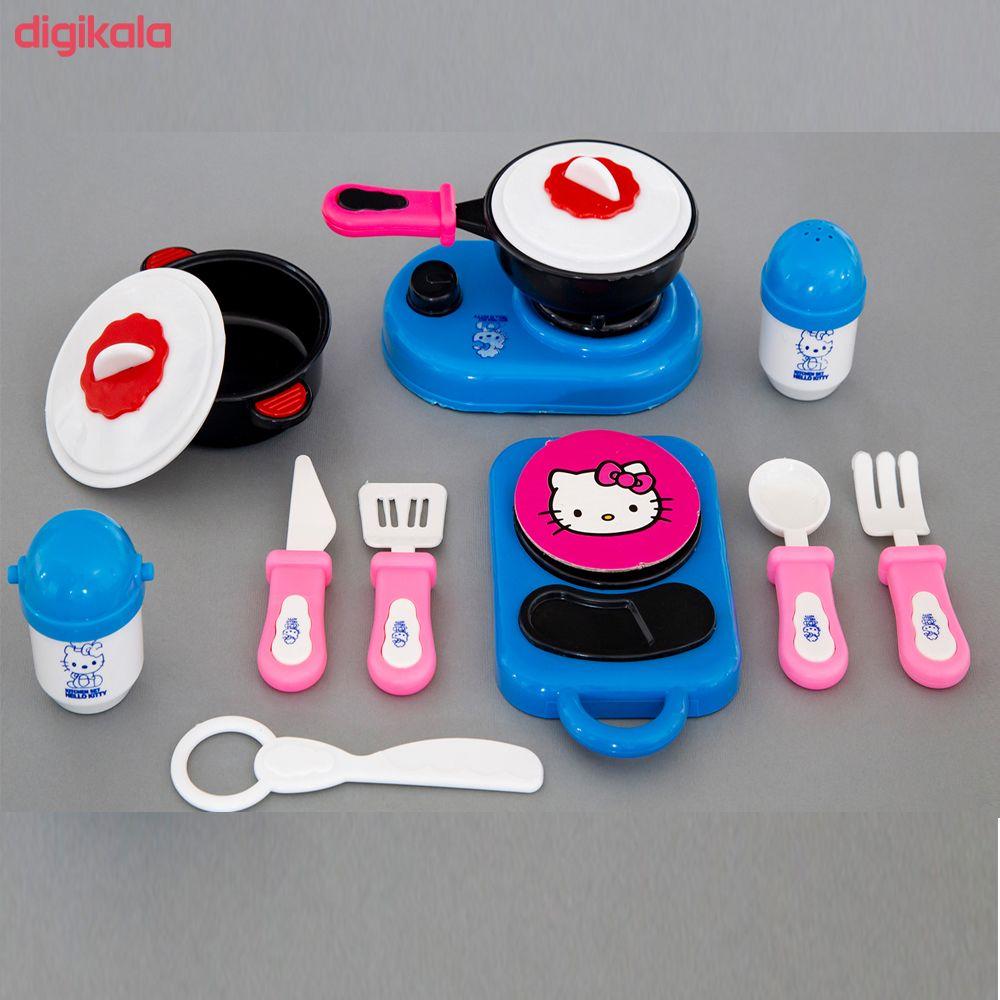 ست آشپزخانه اسباب بازی مدل کارتونی main 1 1