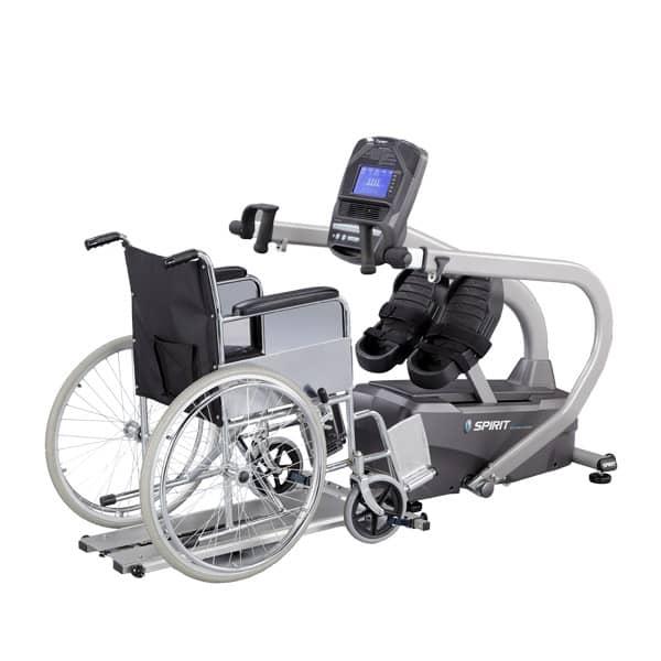دوچرخه نشسته توانبخشی اسپیریت مدل MS350