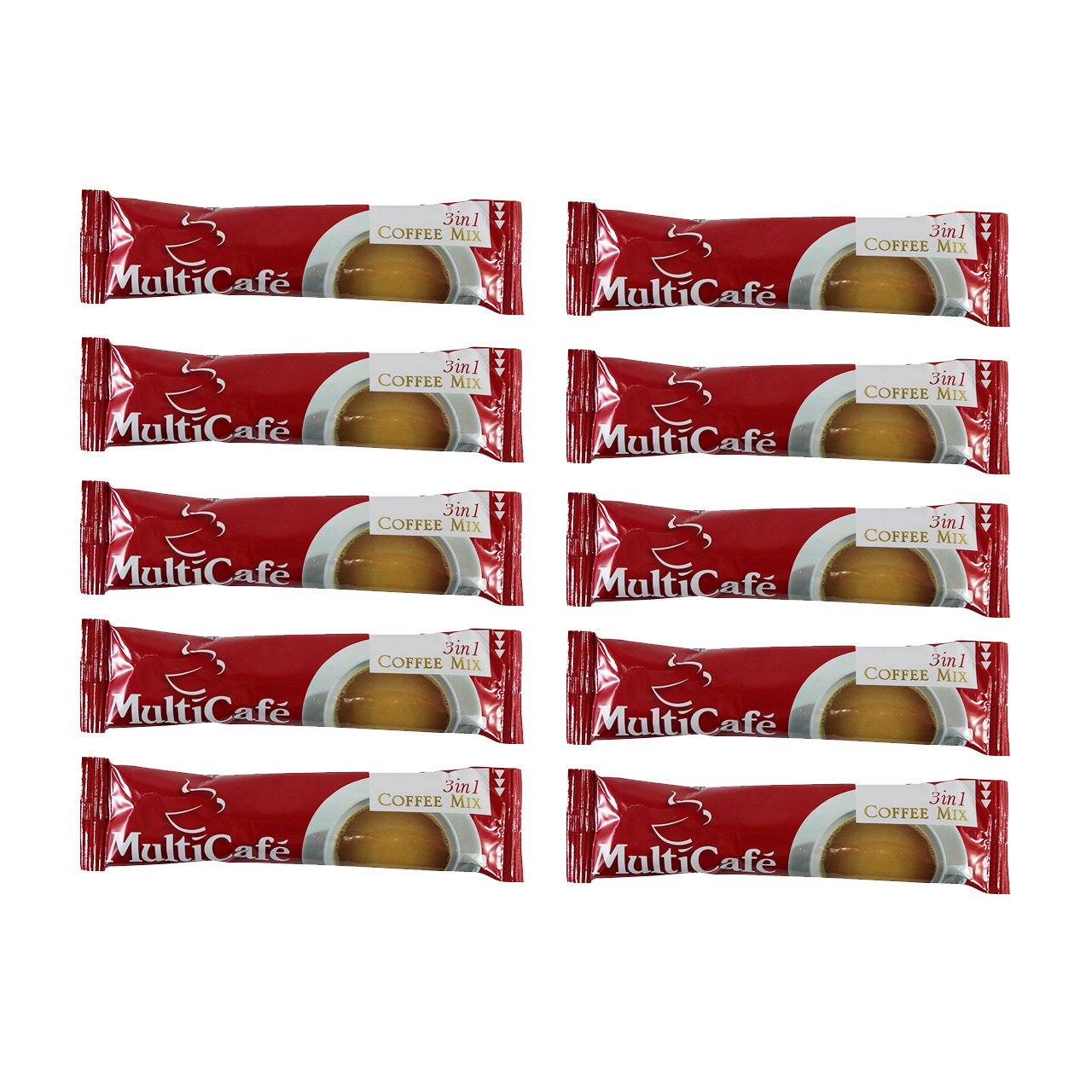 کافی میکس مولتی کافه بسته 10 عددی