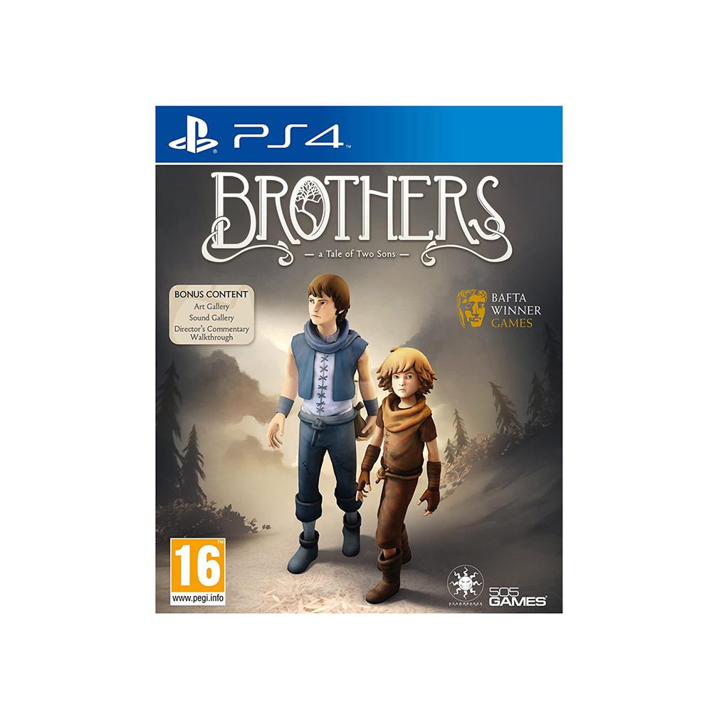 بازى brothers a tale of two sons مخصوص PS4