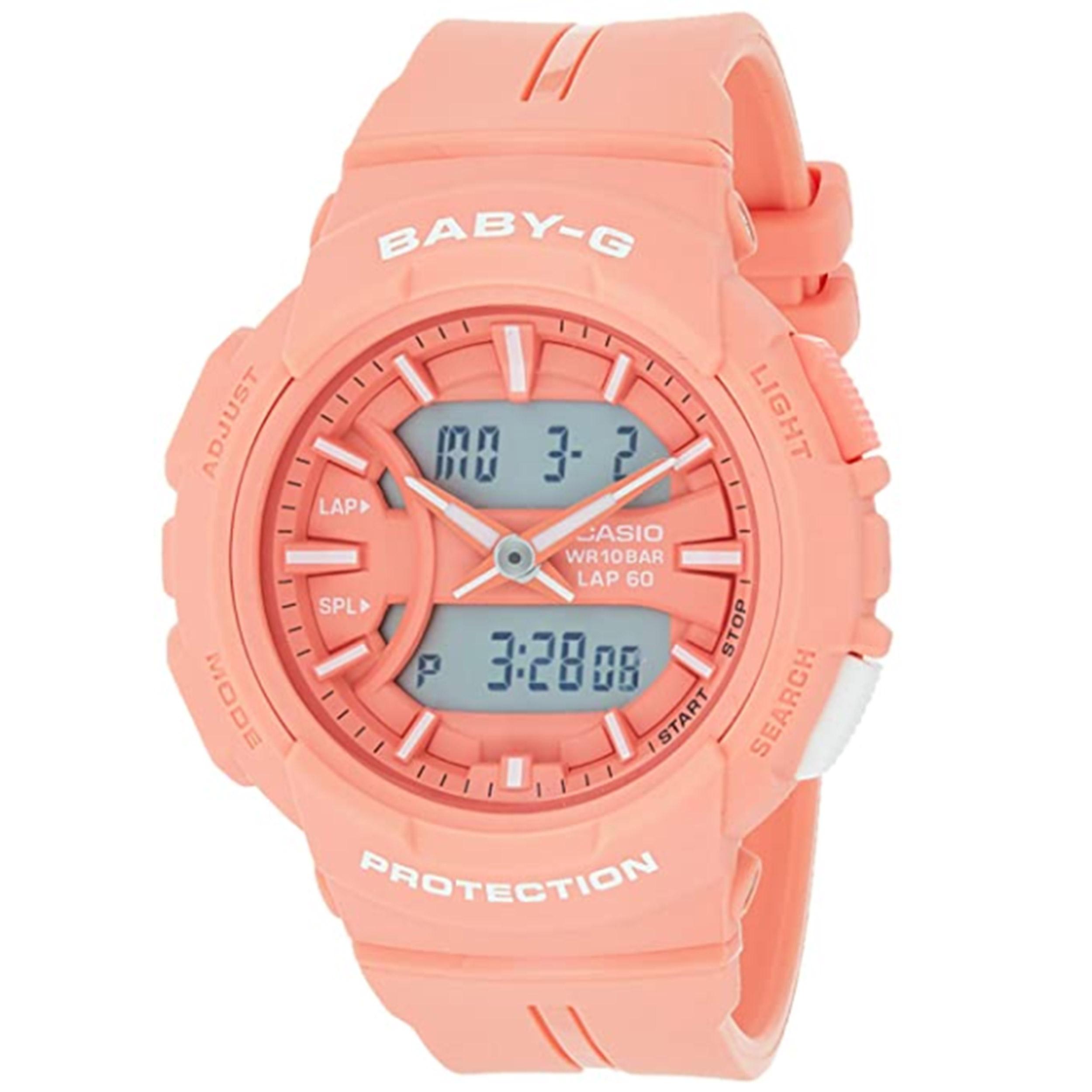 ساعت مچی عقربه ای زنانه کاسیو مدل BGA-240BC-4ADR              خرید (⭐️⭐️⭐️)