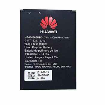 باتری مودم همراه هوآوی مدل HB434666RBC مناسب برای مودم 4G قابل حمل هوآوی E5573 /E5577