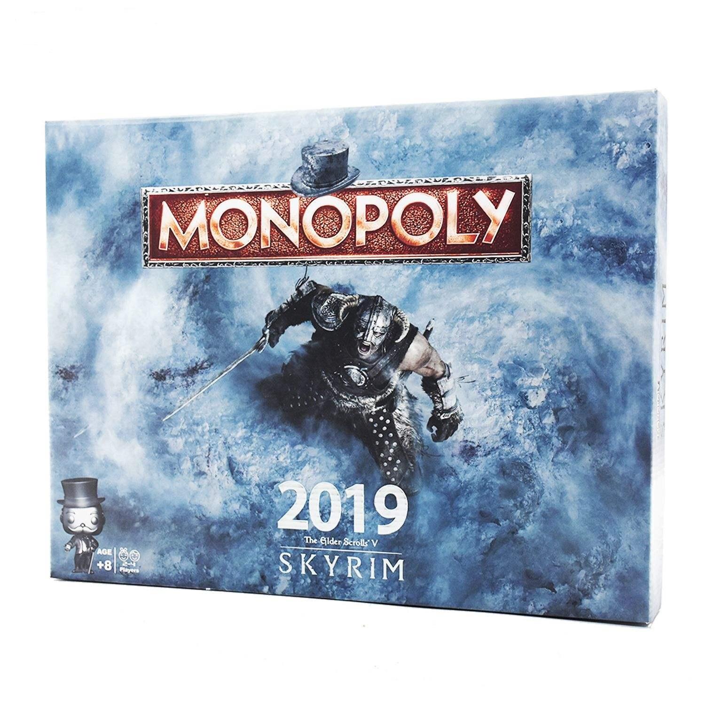 بازی فکری مونوپولی مدل اسکایریم 2019