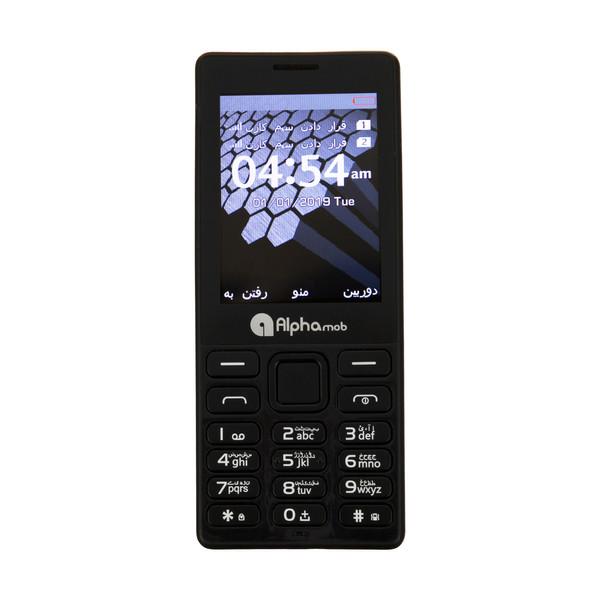 گوشی موبایل آلفا موب مدل A8 Plus دوسیم کارت