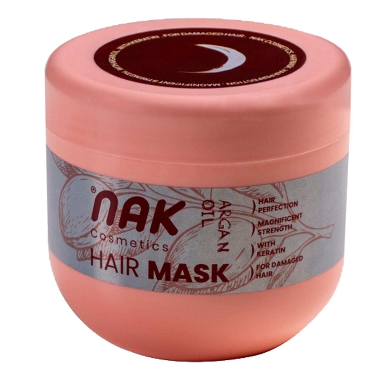 ماسک مو ناک مدل احیا کننده موهای رنگ شده حجم 500 میلی لیتر
