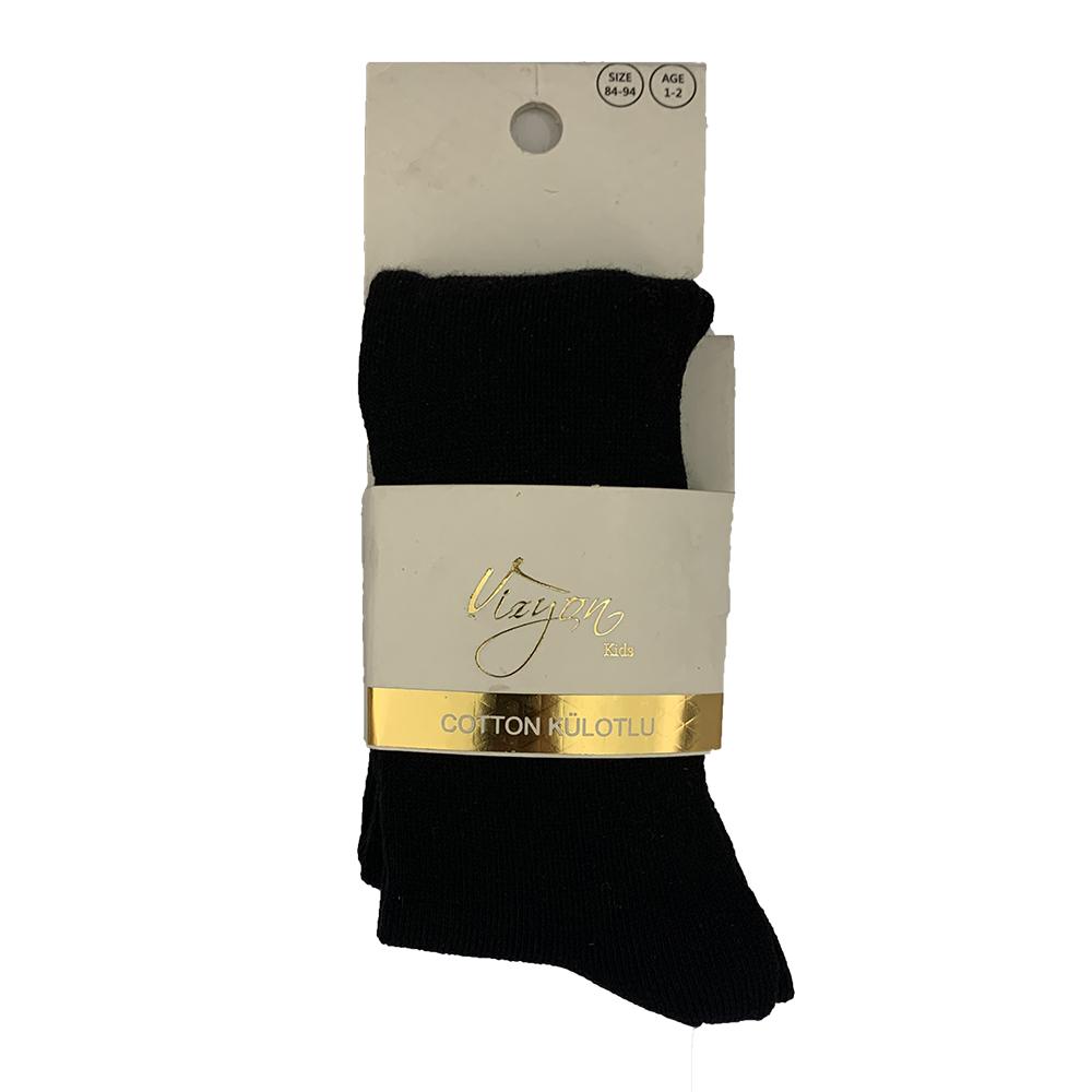 جوراب شلواری دخترانه ویزیون کد 01