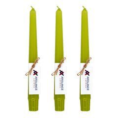 شمع آرولنس طرح قلمی مدل H20 بسته 3 عددی