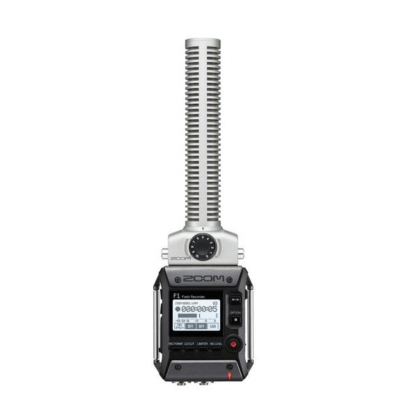 ضبط کننده صدا زوم مدل F1-SP