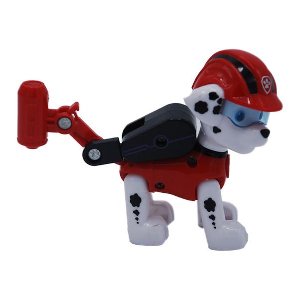 فیگور طرح سگهای نگهبان مارشال کد B10141