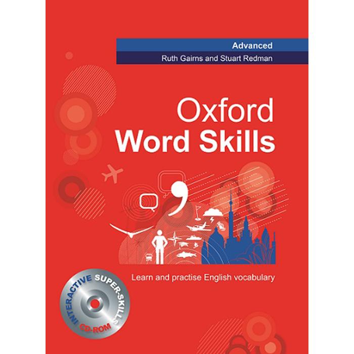 کتاب Oxford word skills Advanced اثر Ruth Gairns and Stuart Redman انتشارات Oxford