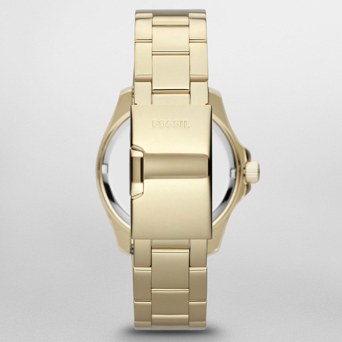 ساعت مچی عقربه ای زنانه فسیل مدل AM4482              ارزان