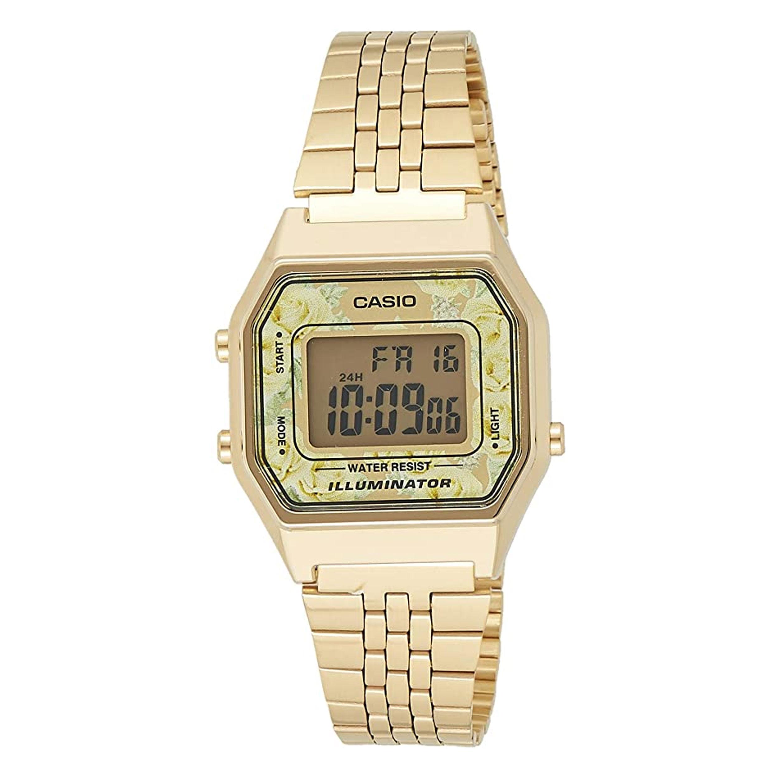 ساعت مچی دیجیتال زنانه کاسیو مدل LA680WGA-9CDF              اصل