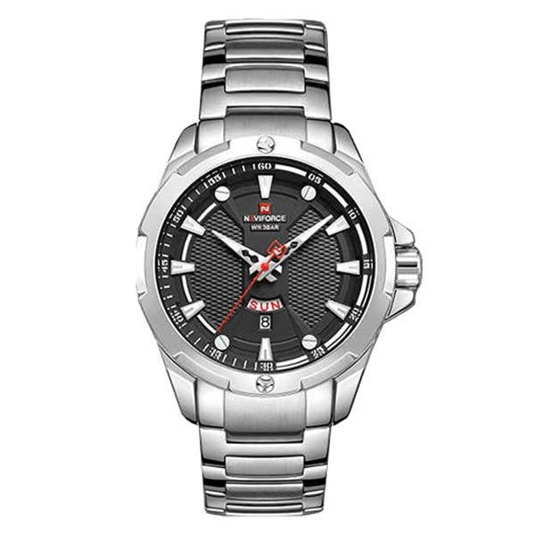 قیمت                      ساعت مچی عقربه ای مردانه نیوی فورس مدل NF9161M- NO-ME