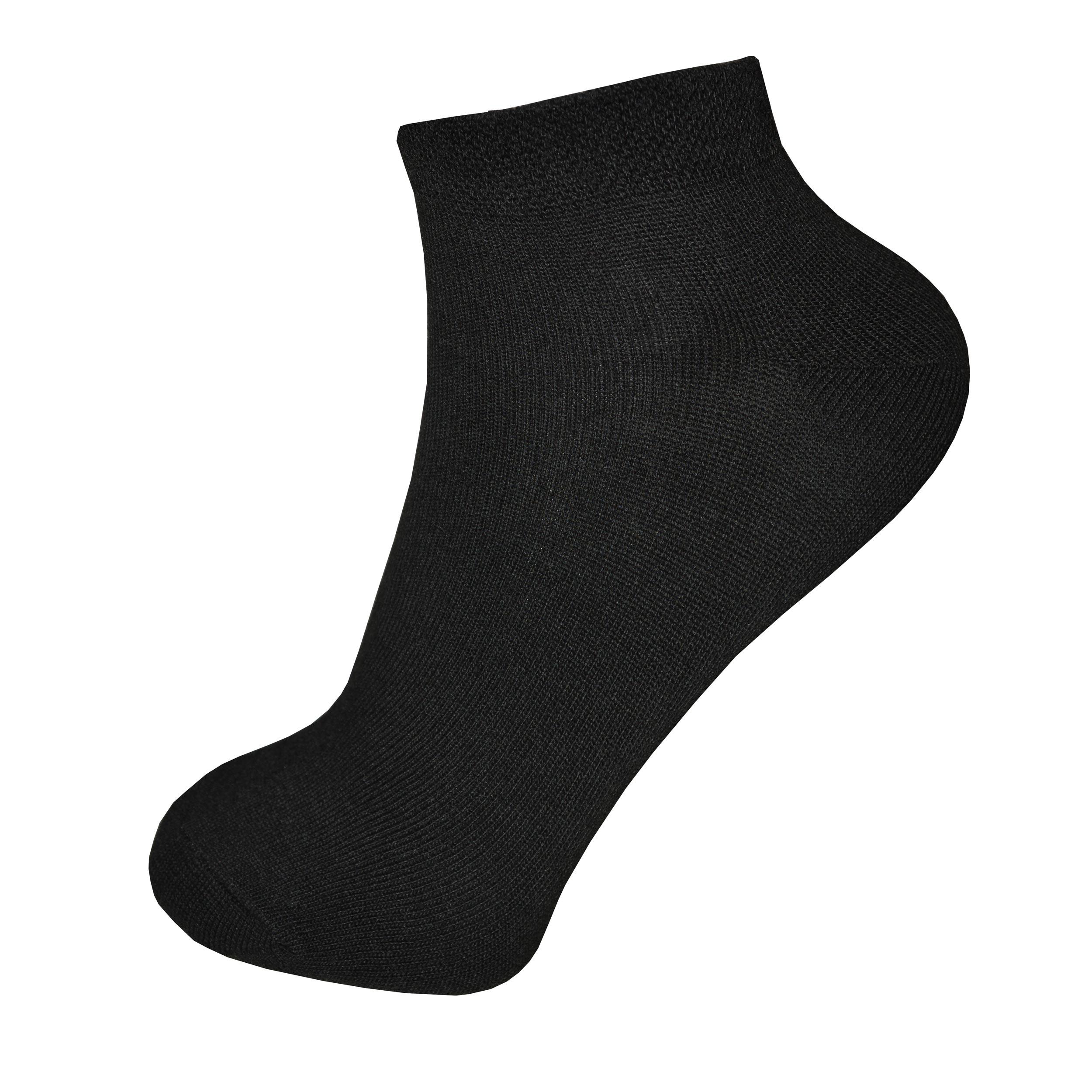 جوراب زنانه آکام کد 33 بسته 6 عددی main 1 1