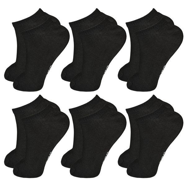 جوراب زنانه آکام کد 30 بسته 6 عددی