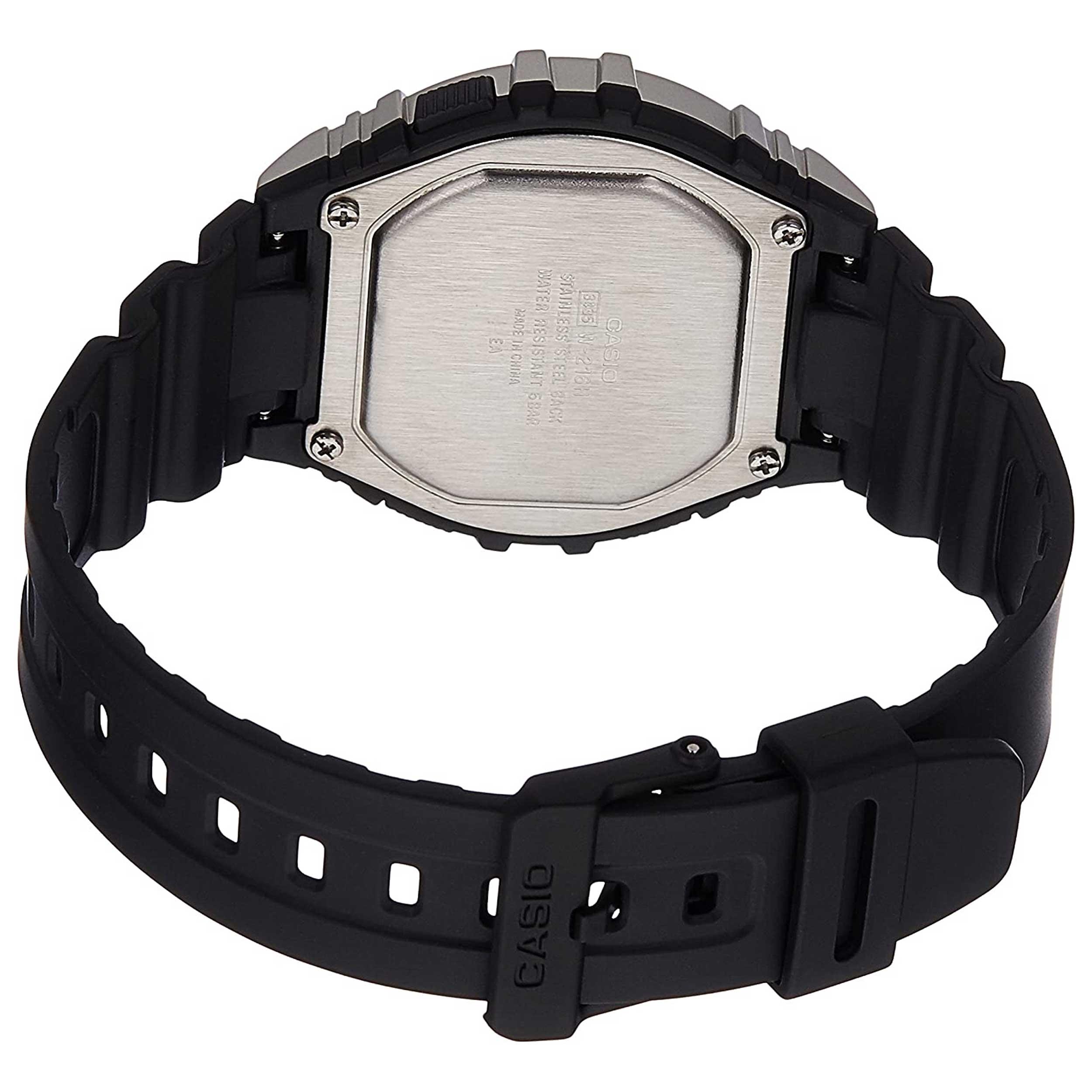 ساعت مچی دیجیتال مردانه کاسیو مدل W-216H-1CVDF             قیمت