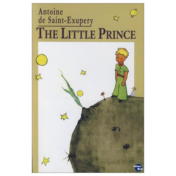 کتاب the little prince اثر Antoine de Saint-Exupéry انتشارات زبان مهر