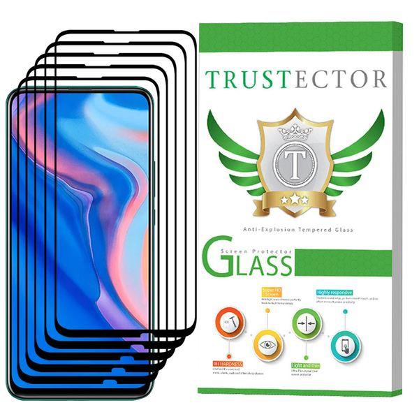 محافظ صفحه نمایش تراستکتور مدل GSS مناسب برای گوشی موبایل هوآوی Y9 Prime 2019 بسته 5 عددی