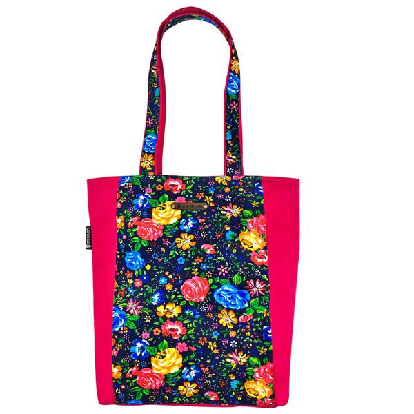 کیف رو دوشی سدروس مدل رز هفت رنگ