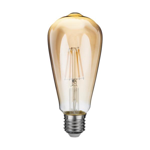 لامپ فیلامنتی 4 وات افراتاب مدل AF-ST64F پایه E27