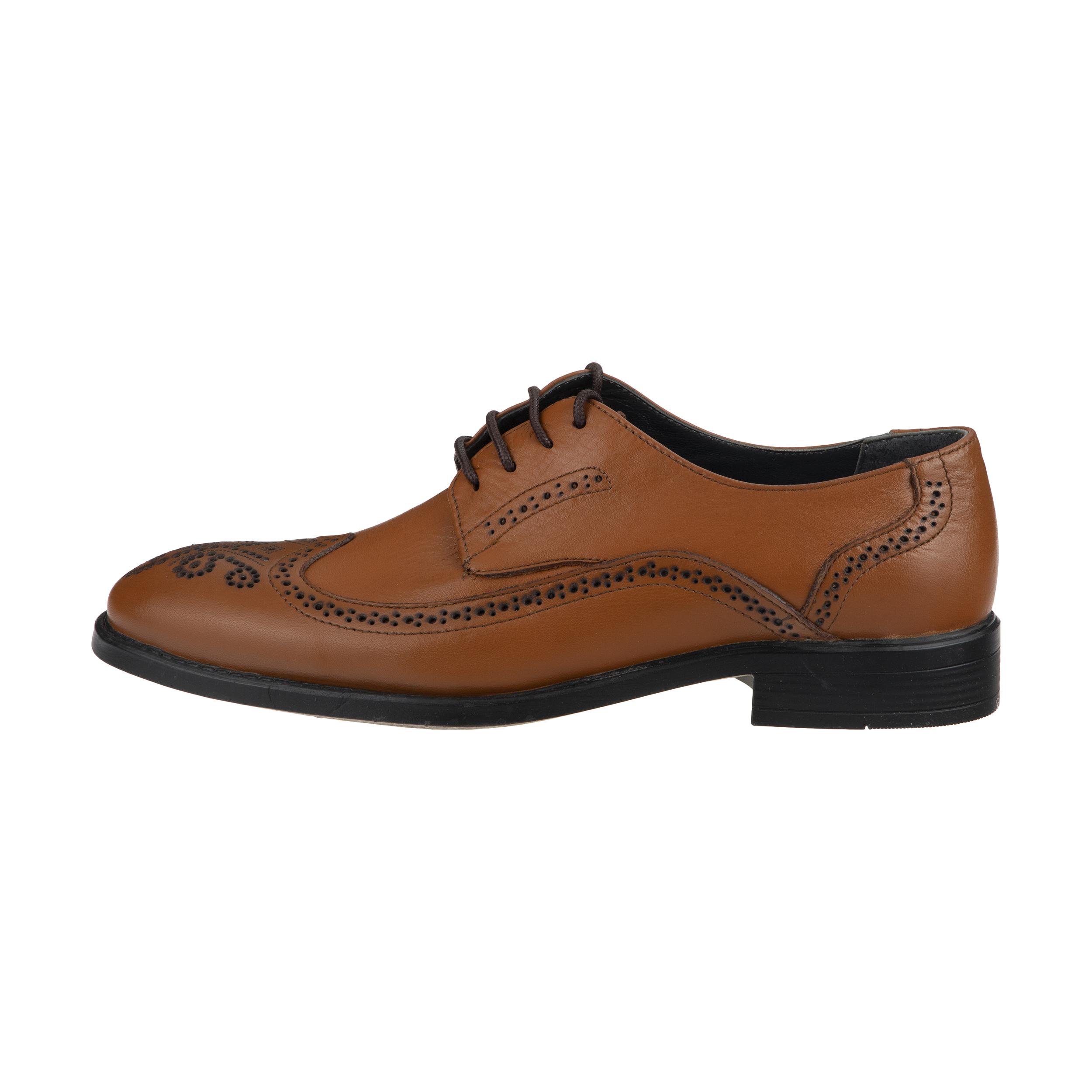 کفش مردانه بلوط مدل 7272B503136