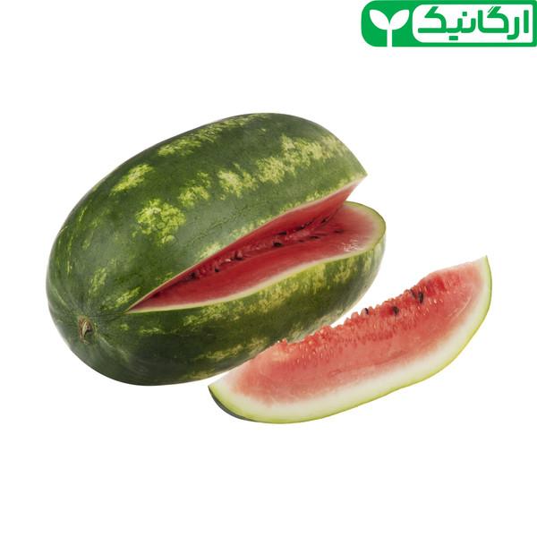 هندوانه ارگانیک رضوانی – 6 کیلوگرم