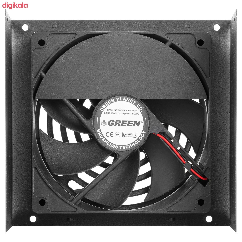 منبع تغذیه گرین مدل GP350A-ECO Rev3.1 main 1 10