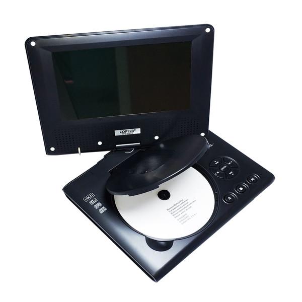 پخش کننده DVD تاپ تیس مدل TPD-279SW
