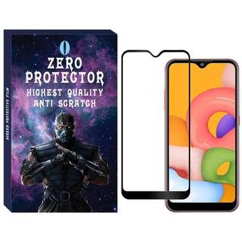 محافظ صفحه نمایش زیرو مدل FUZ-01 مناسب برای گوشی موبایل سامسونگ Galaxy A01/A015