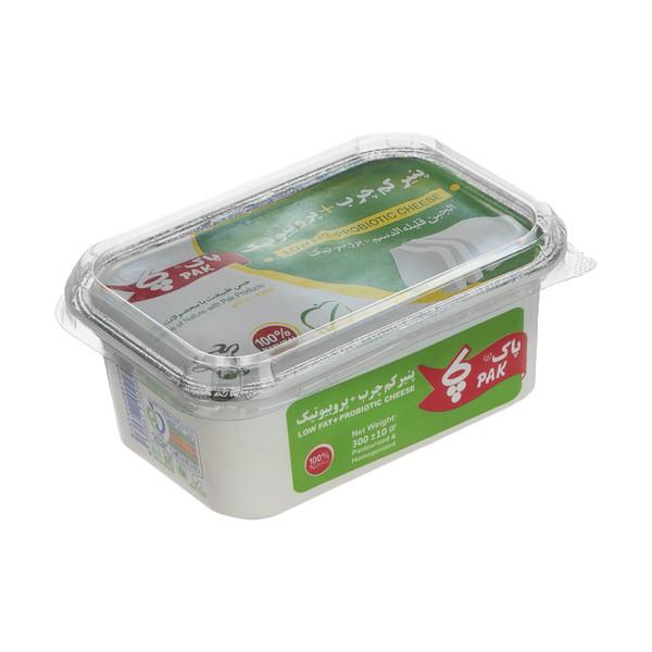 پنیر کم چرب پروبیوتیک پاک - 300 گرم