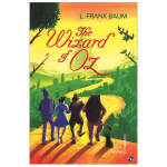 کتاب the Wizard of OZ اثر L. Frank Baum انتشارات زبان مهر