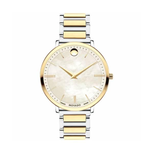 قیمت و خرید                       ساعت مچی عقربه ای زنانه موادو مدل 0607171
