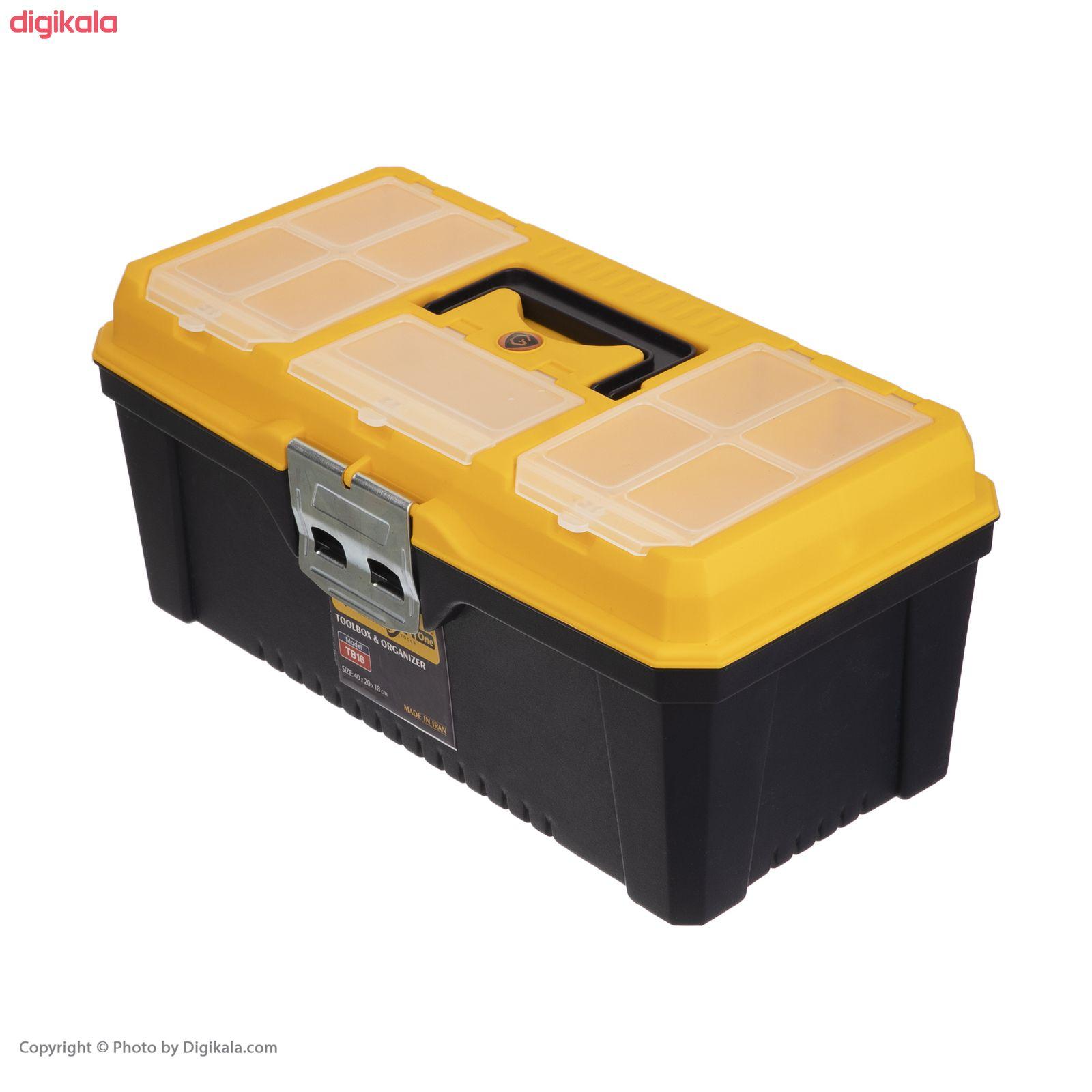 جعبه ابزار گلکسی وان مدل TB16 main 1 2