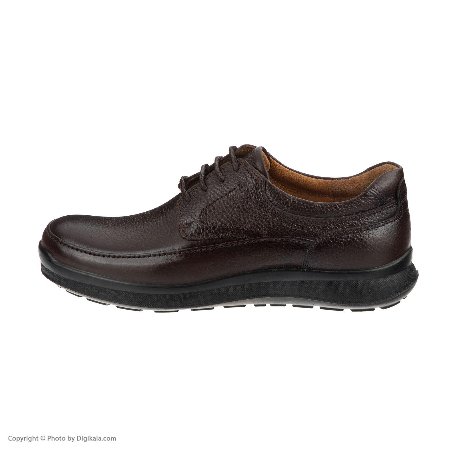 کفش روزمره مردانه بلوط مدل 7266C503104 -  - 3