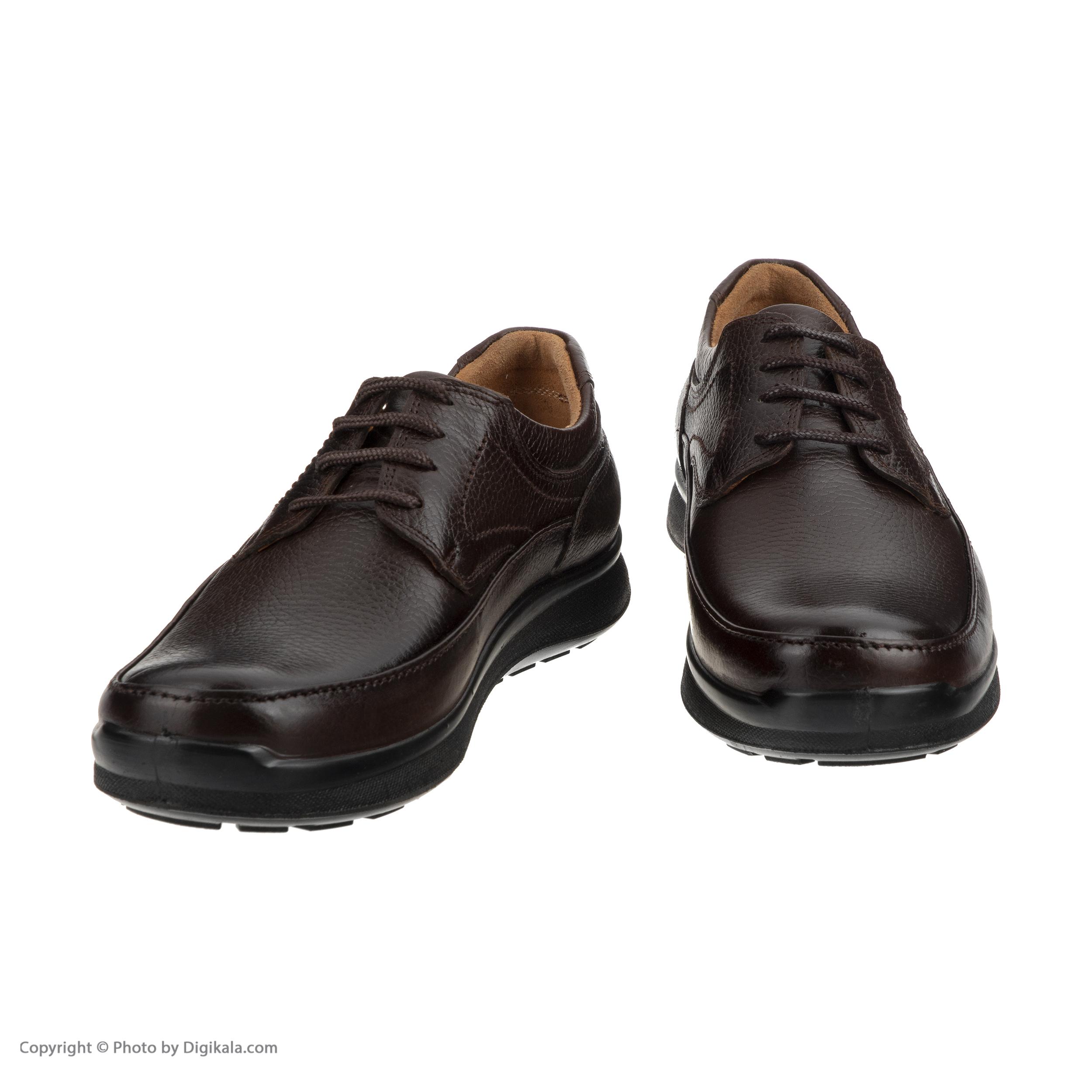 کفش روزمره مردانه بلوط مدل 7266C503104 -  - 4